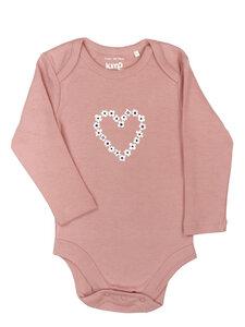 Baby Langarm-Body reine Bio-Baumwolle - Kite Clothing