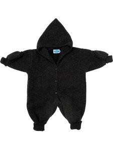 Baby und Kleinkinder Fleece-Overall reine Bio-Merinowolle - Reiff