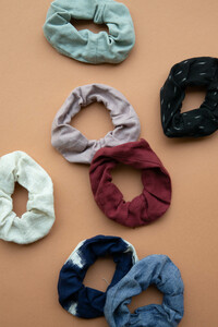 Scrunchy Hemanth Upcycling - Jyoti - Fair Works