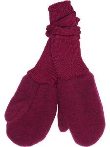 Baby und Kinder Fleece-Handschuhe reine Bio-Merinowolle - Reiff