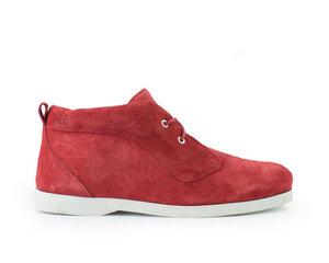 desert / rotes wildleder / weiße sohle - ekn footwear