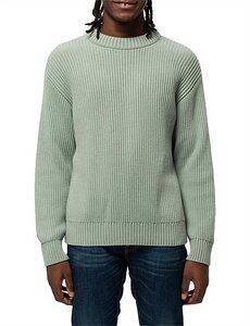 Nudie Jeans Sweater Frank Chunky Rib  - Nudie Jeans
