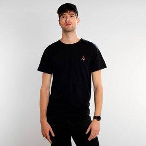 T-shirt Stockholm Back Scratch - DEDICATED