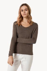 Seamless Bio Merino Thin Knit - ACHAHHA®