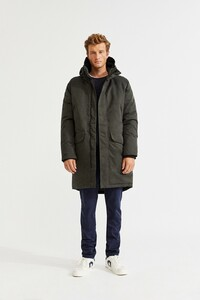 Iceberg Long Jacket - ECOALF