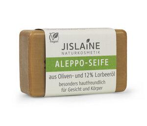 Aleppo-Seife, 100g - Jislaine Naturkosmetik