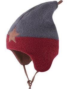 Baby und Kinder Zipfelmütze Bio-Wolle/Bio-Baumwolle - Pure-Pure