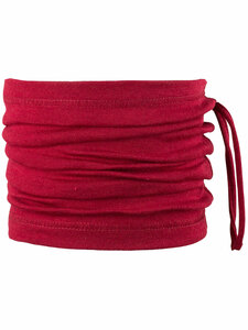 Kinder Multifunktionsschal/Mütze Bio-Wolle/Seide - Pure-Pure