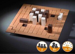 Schwarze Löcher - Kippen - Drehen - Verschwinden lassen  - Gerhards Spiel & Design
