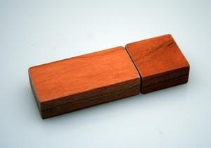 USB Stick aus Holz - Vireo