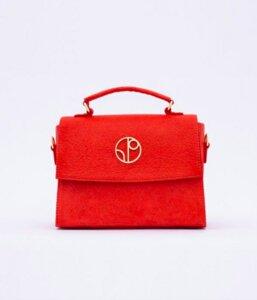 London LHR - Piñatex® Saddle Bag - 1 People
