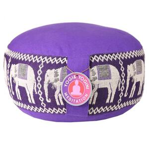 Meditationskissen Elefant - Just Be