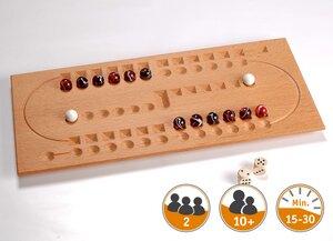 NEUHEIT Samsara von Thomas Weber ab 10 Jahren edles Holzspiel - Gerhards Spiel & Design