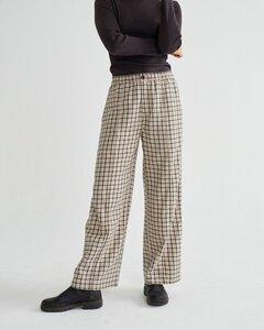 Maia pants Highwaist Hose - thinking mu