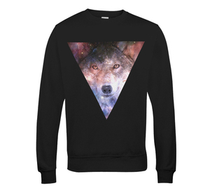Wolfiversum Sweatshirt Unisex - What about Tee