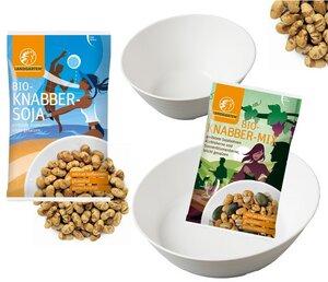Veganes Bio-Knabber-Set - Landgarten