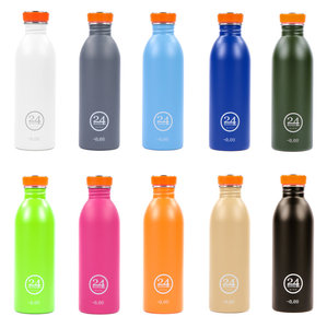 24bottles urban Edelstahl Trinkflasche 500ml  - 24bottles