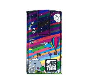 Crazy World Handycase - Gary Mash