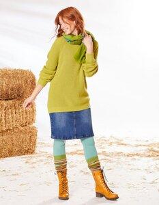 Jeans-Rock Grazyna mit Stretch - aus Bio-Baumwolle - Deerberg
