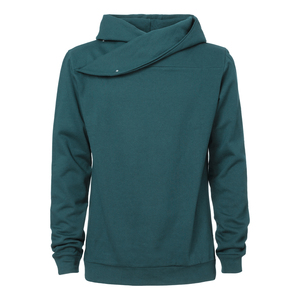 ThokkThokk TT1008 Hooded Sweater Man Mystic Teal - THOKKTHOKK
