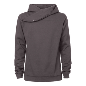 ThokkThokk TT1008 Hooded Sweater Man Graphite - THOKKTHOKK
