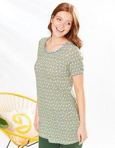 Jersey-Shirt aus Viskose (Lenzing EcoVero) - Deerberg
