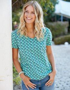 Jersey-Shirt aus 100% Bio-Baumwolle (GOTS) - Deerberg
