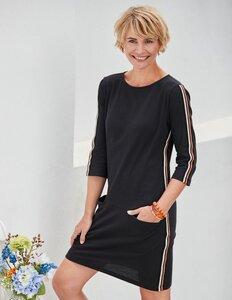 Damen Jersey-Kleid - Bio-Baumwolle - Deerberg