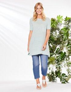 7/8 Relaxed-Fit-Jeans aus Bio-Baumwolle - Deerberg