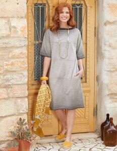 Jersey-Kleid aus 100% Bio-Baumwolle (GOTS) - Deerberg