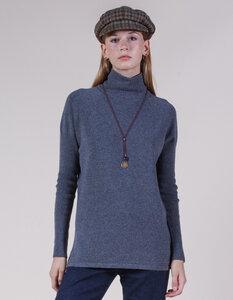 Melissa Rollkragenpullover, Recycled Cashmere, Minimal - Re-Bello