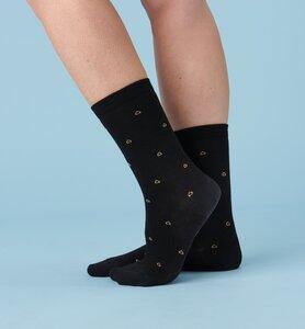 Halb Kalb Socken aus Eukalyptusfaser und Baumwolle - CasaGIN