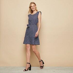 Kleid MADJE aus Cambric, GOTS-zertifiziert - TRANQUILLO