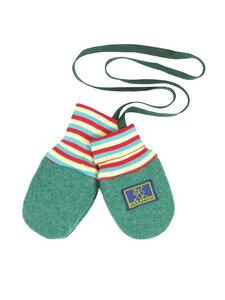 Baby und Kinder Handschuhe Walki Bio-Merinowolle/Bio-Baumwolle - Pickapooh