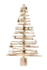 Baumsatz XL - der große Holzweihnachtsbaum - Raumgestalt