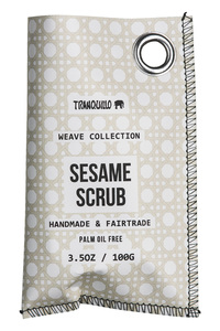 Seife Sesame Scrub - TRANQUILLO