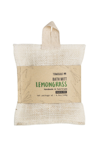 Badehandschuh Lemongrass - TRANQUILLO