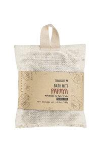 Peeling-Badehandschuh Papaya - TRANQUILLO