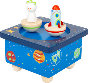 """Spieluhr """"Space"""" - small foot"""