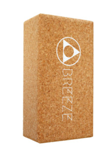 Breeze Yoga Korkblock Pluto - Breeze Yoga