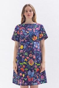 """Kleid """"NENA"""" aus Tencel & Bio Baumwolle - Flowmance"""