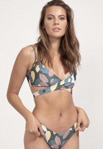 Bikini Top Arpoador - wendbares Surf Bikini-Oberteil - Prints - boochen