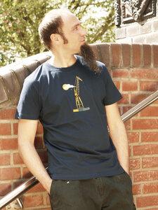 Hafenkran Boy-T-Shirt - T-Shirtladen-Marktstrasse GmbH