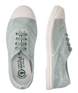 Vegan Damen Sneaker washed - Old Lavanda - natural world