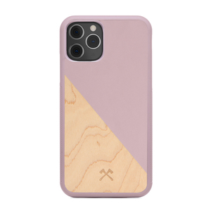 Split Case 2.0 - iPhone Case, Hülle aus Holz & Napalon-Leder - Woodcessories