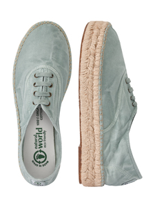 Vegan Damen Espadrilles washed - Old Zen - natural world