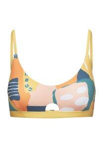 Bikini Top Diani - Wendbares Surf Bikini-Oberteil - Print - boochen