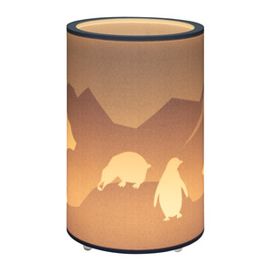 "Tischleuchte 25/15 Scandi ""Antarktis"" LED - Elobra"