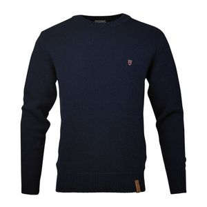 Retro Round Neck Knit - KnowledgeCotton Apparel