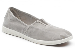 Vegan Damen Slipper washed - Old Bonsai - natural world